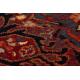 шерстяной ковер SUPERIOR KAIN рубиновый