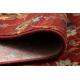 Gyapjú szőnyeg Superior LATICA rubin