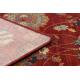 шерстяной ковер LATICA рубиновый