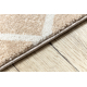 Sample szőnyeg Bogue 0W0842 Geometriai bézs / elefántcsont
