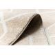 Koberec SAMPLE Bogue 0W0842 Geometrický béžový / slonová kost