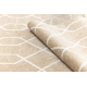 Alfombra SAMPLE Bogue 0W0842 Geométrico beige / marfil
