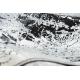 Dywan JAVA nowoczesny 1407 Ornament kość słoniowa / szary