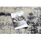 Dywan JAVA nowoczesny 1544 Abstrakcja kość słoniowa / czerwony