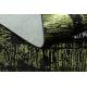 Modern JAVA carpet 1523 Frame green / ivory