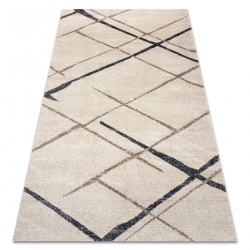 Carpet SOFT 2515 Diamonds beige