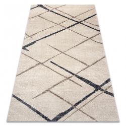 Soft szőnyeg 2515 диаманти бежов