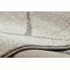 Koberec SOFT 6460 T70 13 biela / krémová