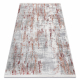 Tapis ARES 1108 ivoire / rouge