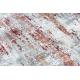 Alfombra ARES 1108 marfil / rojo