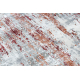 Carpet ARES 1108 ivory / red