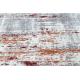 Koberec ARES 1108 slonová kosť / červená