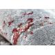 Tapete ARES 1108 marfim / vermelho