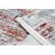Килим ARES 1108 слонової кістки / червонийr