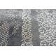 Modern LUCE 77 carpet frame vintage - structural grey / mustard