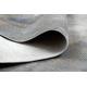 современный LUCE 77 ковер Рамка vintage - Structural серый / горчица
