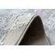 Alfombra SAMPLE Reyhan AA933A 67 Ornamento Vintage - estructural, dos niveles de vellón, crema / rosado