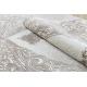 килим CORE 8111 Орнамент Винтаге - структурно, две нива на руно, бежов