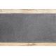 Gummibelægning SOFT 2485 Enkelt, enfarvet grå