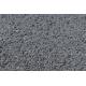 TAPIS DE COULOIR SOFT 2485 plaine couleur unie gris
