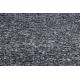 Ковер SOFT 2485 гладкий сплошной серый