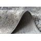 Moderní koberec LISA AA865A 47 abstrakce vintage - Strukturální slonová kost / antracit