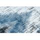 Килим SAMPLE KARDESLER 8344A Зигзаг сірий / синій