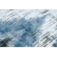 Teppich SAMPLE KARDESLER 8344A Zickzack blau