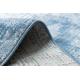 Sample szőnyeg KARDESLER 8344A Cikcakk szürke / kék