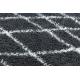 SAMPLE szőnyeg Harmony 3479A lugas shaggy szürke / krém