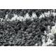 Килим SAMPLE Harmony 3479A шпалери shaggy сірий / крем