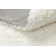 Koberec SAMPLE PCOOD QO211 shaggy béžový