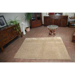Carpet - wall-to-wall SHAGGY CARNIVAL light beige