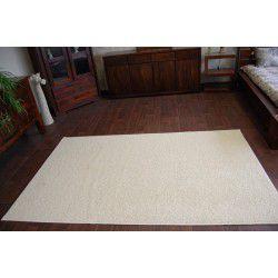 Fitted carpet GLITTER 312 cream