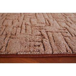 Carpet - Wall-to-wall KASBAR brown