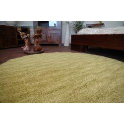 Carpet circle NEW WAVES green