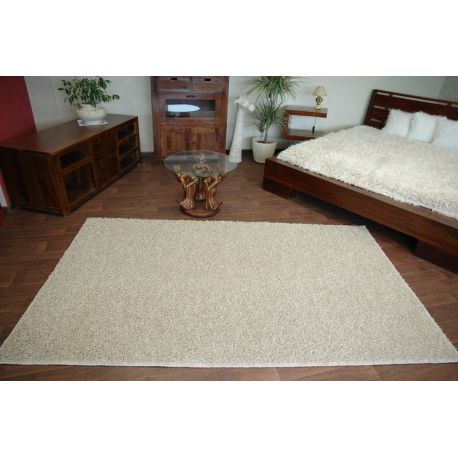 Carpet, wall-to-wall, SHAGGY MISTRAL light beige