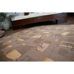 Carpet, wall-to-wall, LIBRA chocolate