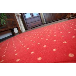 Passadeira carpete CHIC 110 vermelho