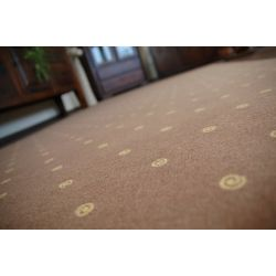 Passadeira carpete CHIC 144 castanho