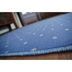 Moquette CHIC 178 bleu