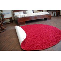Kulatý koberec SPHINX bordó