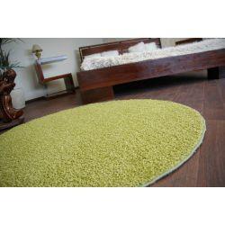 Kulatý koberec SPHINX, citrónová