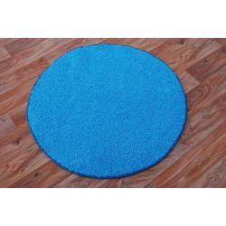 Kulatý koberec SPHINX modrý