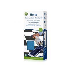BONA Tile & Laminate Cleaning Kit Ensemble de nettoyage pour carreaux et stratifiés