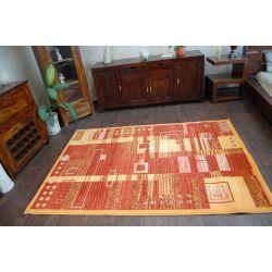 Carpet FRYZ 'FLORYDA' 7486 terracotta