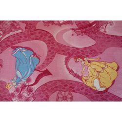 Dječji Tepih DISNEY CELEBRATION ružičasta