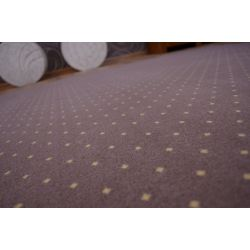 Passadeira carpete AKTUA 144 castanho