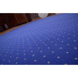 Passadeira carpete AKTUA 178 azul