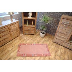 Carpet acrylic pink
